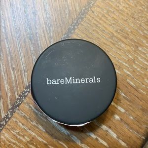 BareMinerals blush in color: lovely